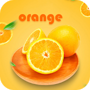 AppLock Theme Orange 1.0.2