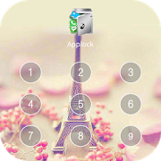 AppLock Theme Eiffel Tower 1.0.3