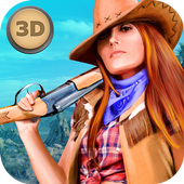 Cowboy Red Death Prevention Western Shooter 1.0.0