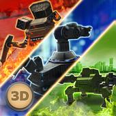 Robot Titan War - Futuristic Battle 1.0.0
