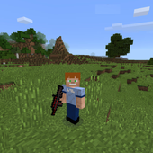 Steel Guns Mod for MCPE 1.0