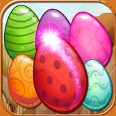 Dinosaur Egg Match