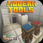 Mod Modern Tools 2018 for MCPE 1.0