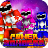Mod Power-Rangers Pro for MCPE 1.0