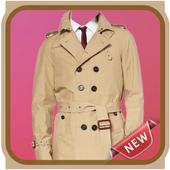 Man Trench Coat Photo Suit 1.1