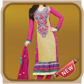 Woman Salwar Kameez Suit 2016 1.1