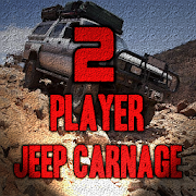 2 Player Jeep Carnage