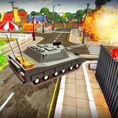 Army Tank Rampage 1.1
