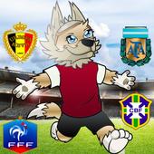 FIFA 18 World Cup Logo Quiz ~ Guess Mundial 2018 3.2.7z