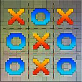 Tic Tac Toe Pixel