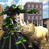 Robots vs. Animals War 1.0