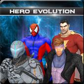 Superhero Evolution 1.0