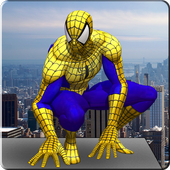 Super spider hero - crime chase & rescue 1.1