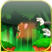 Chasing Jery: Escape jungle Game 1.0