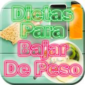 Dietas Para Bajar de Peso Rapido y Gratis 1.0