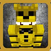 Mod FNAF for Minecraft PE 2