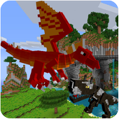 Dinosaur Dragon Craft 1.0