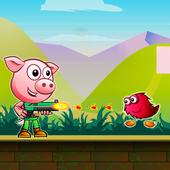 Happy Pig Run World 1.0.0