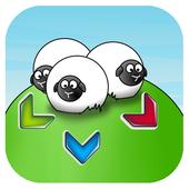 Sheep sorterExactShotAction