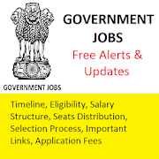 Government Jobs (Sarkari Naukri) - Free Job Alerts 1.2.5