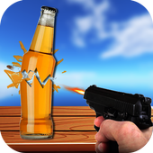 Expert bottle shooter challenge: Best Action Game 1.0