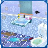 Princess Bathroom-Toilet Time