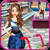 Supermarket Shopping GirlsixbroCasualEducation