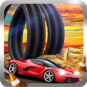 Racing Car Stunts On Impossible Tracks 1.0