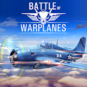 Battle of Warplanes: Airplane Games War Simulator 2.80