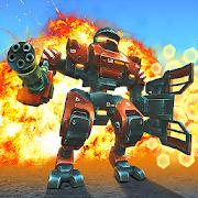 Tanks VS Robots: Mech Games 2.69