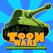Toon Wars: Battle tanks online 2.54