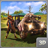 3D Dinosaur Hunter:Shooting Simulator Game m