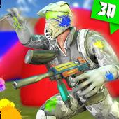 Paintball Shooting Combat Arena: Real Softball Fun 1.1