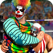 Clown Tag Team Wrestling Revolution Championship 1.7