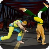 Capoeira Fighting 2017: Martial art Fighter Combat 1.3