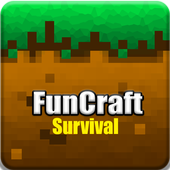 FunCraft : Exploration and Building 37.8.9