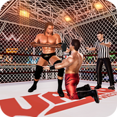 Cage Revolution Wrestling World : Wrestling Game 1.4