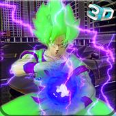 Goku City Battle Rescue War: Monster Fighting Hero 1.1