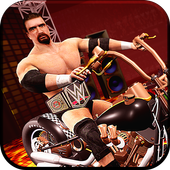 Heavy Weight Wrestling Mania: Ring Wrestling Games