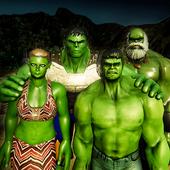 Incredible Monster Hero Family Revenge 1.1