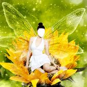 Fairy Dress Photo Montage 2.3