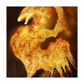 Volcanic dragon live wallpaper 1.0