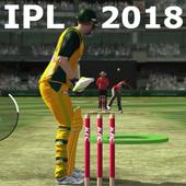 T20 Cricket Games ipl 2018 3D