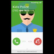 Fake Call Kids Police 0.5
