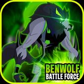 Ben Alien Benwolf: Battle Force 1.0
