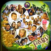 Family Photo Frames : Photo collage 1.4