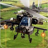 Heavy Gunship Helicopter War🚁 1.3