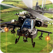 Heavy Gunship Helicopter War🚁 1.3