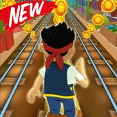 Subway Rush Jake The Neverland 1.0