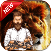 Lion the king photo frame editor 1.1.1
